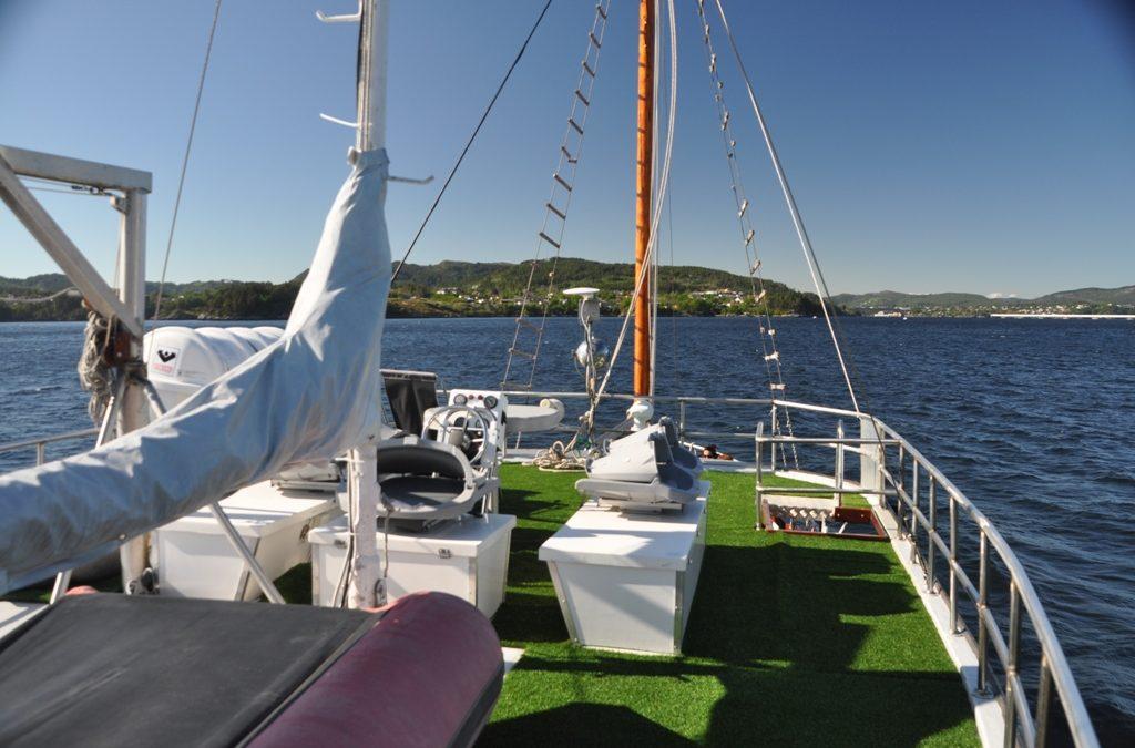 Båtutleie i Bergen