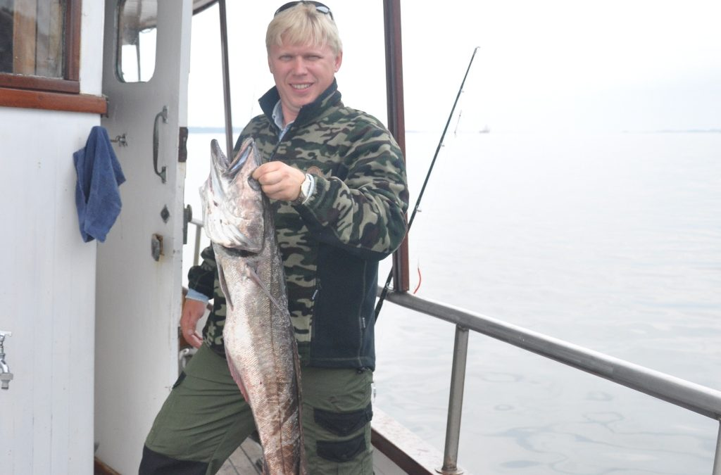Fishing trips in Bergen with Bergen Fjordtours
