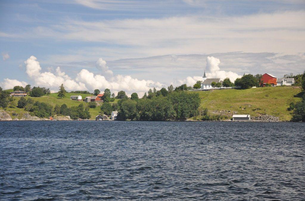 Fjordcruise i Bergen og vest Norge